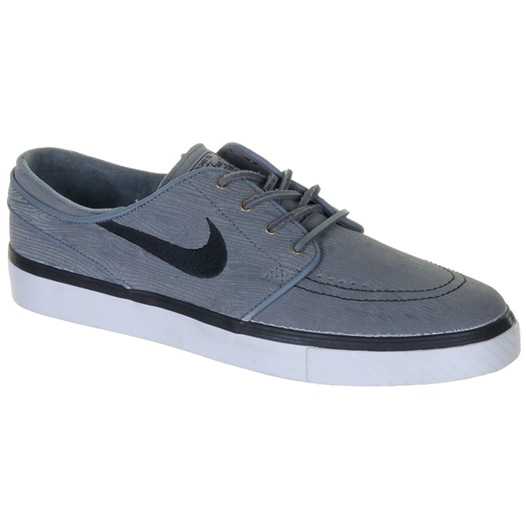 Nike SB Zoom Stefan Janoski PR SE Shoes - Grey/Black/Ash