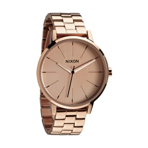 Nixon Women's Kensington Watch - All Rose Gold