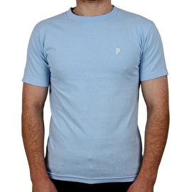 Primitive Mini Dirty P Dyed T Shirt - Powder Blue