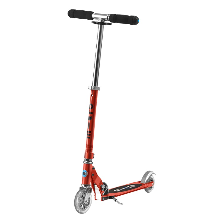 Micro Sprite Folding Scooter - Red