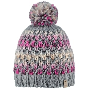 Barts Nicole Beanie - Heather Grey