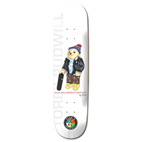Grizzly X Plan B Skateboard Deck - Pudwill