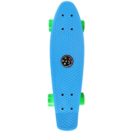 Maui And Sons StreetShark Complete Cruiser Skateboard 22.5