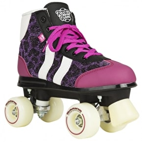 Rookie Quad Skates - Retro V2 Purple Glitter