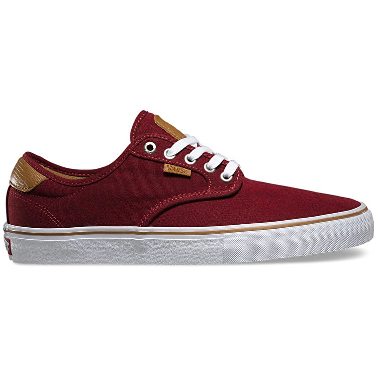 Vans Chima Ferguson Pro Shoes - Oxford Red