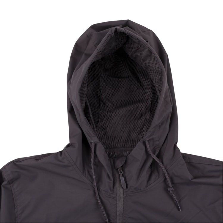 Welcome Tali-Scrawl Anorak Jacket - Graphite/Black