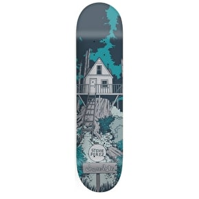 Chocolate Tree House Skateboard Deck - Perez 8.25