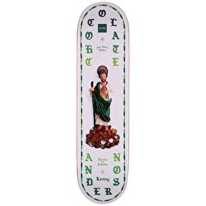 Chocolate Skateboard Deck - Saints Anderson 8.125