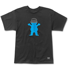 Grizzly Boo Johnson Pro T-Shirt - Black