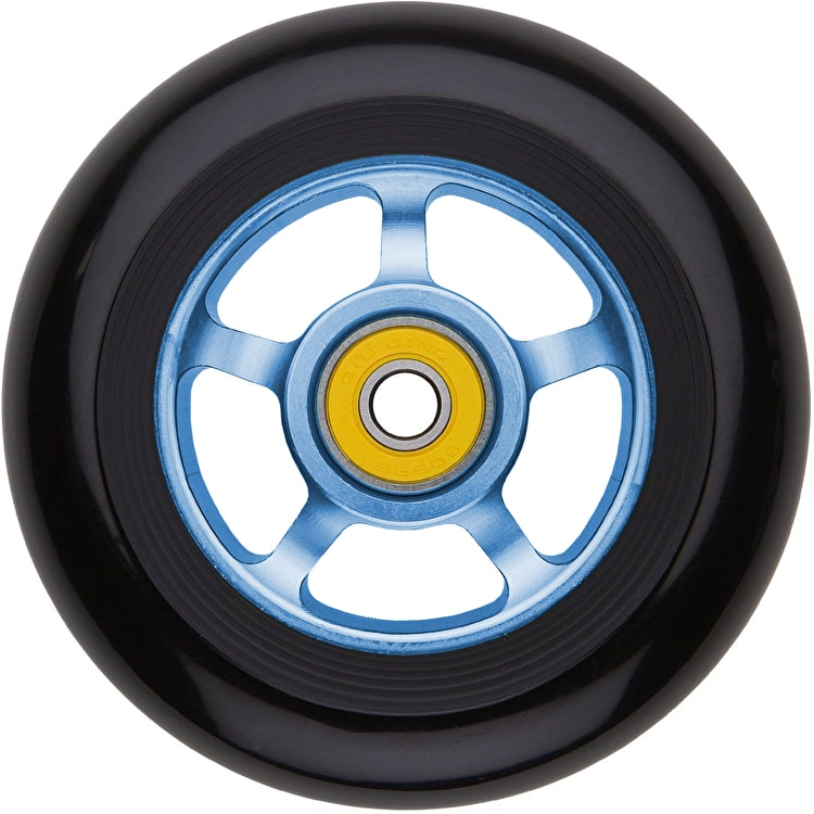 Razor Ultra Pro 100mm Alloy Spoke Scooter Wheel - Teal