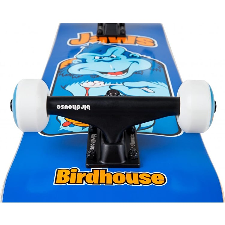 Birdhouse Stage 3 Old School Complete Skateboard - Jaws 8.125""