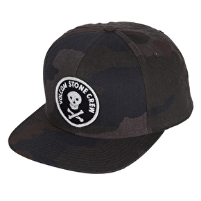 Volcom Cresticle Cap - Light Army