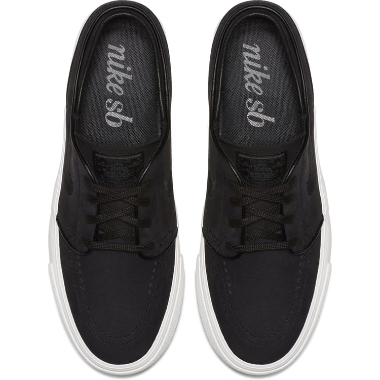 Nike SB Zoom Janoski HT Skate Shoes - Black/Black