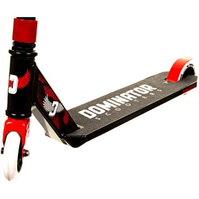 Dominator Scooter - Bomber - Black/Red