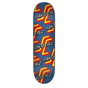 Santa Cruz OGSC Pattern Hard Rock Maple Skateboard Deck - 8