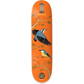 Drawing Boards Seasonal Birds - Nuthatch Skateboard Deck 8