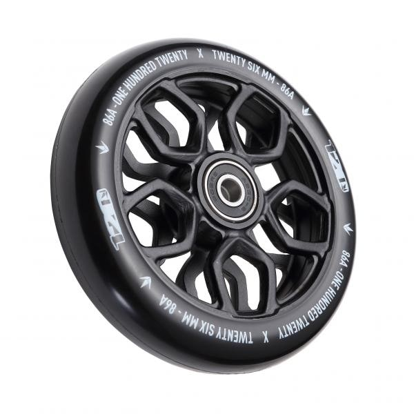 Image of Blunt Envy 120mm Lambo Scooter Wheel - Black