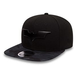 New Era Batman Camo Metal Hero Snapback - Black/Multi