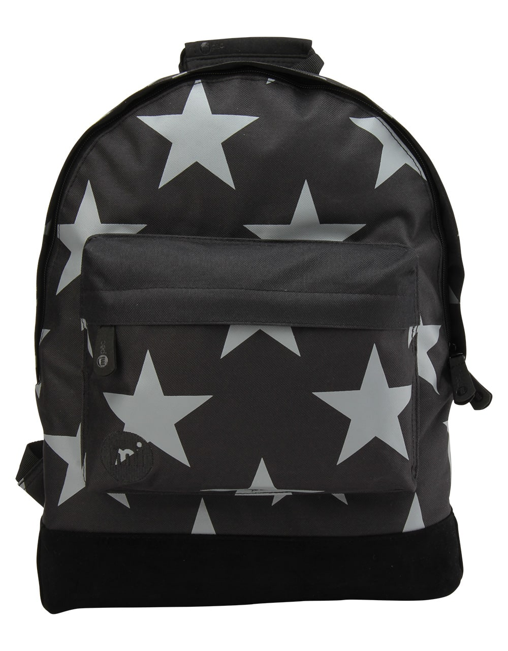 MiPac Stars XL Backpack  BlackGrey