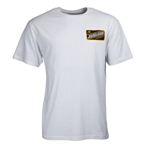 Santa Cruz Gasolina T-Shirt - White