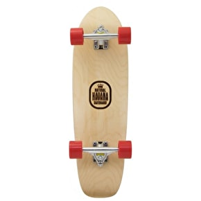 Havana Rev Complete Cruiser Skateboard - Natural 30