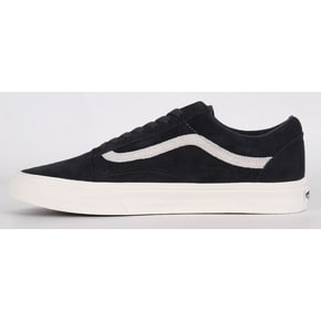 Vans Old Skool Skate Shoes - Pig Suede/Parisian Night/Blanc De Blanc