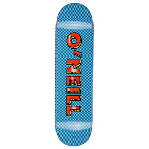 Primitive Pop Art Skateboard Deck - O'Neill 8.25
