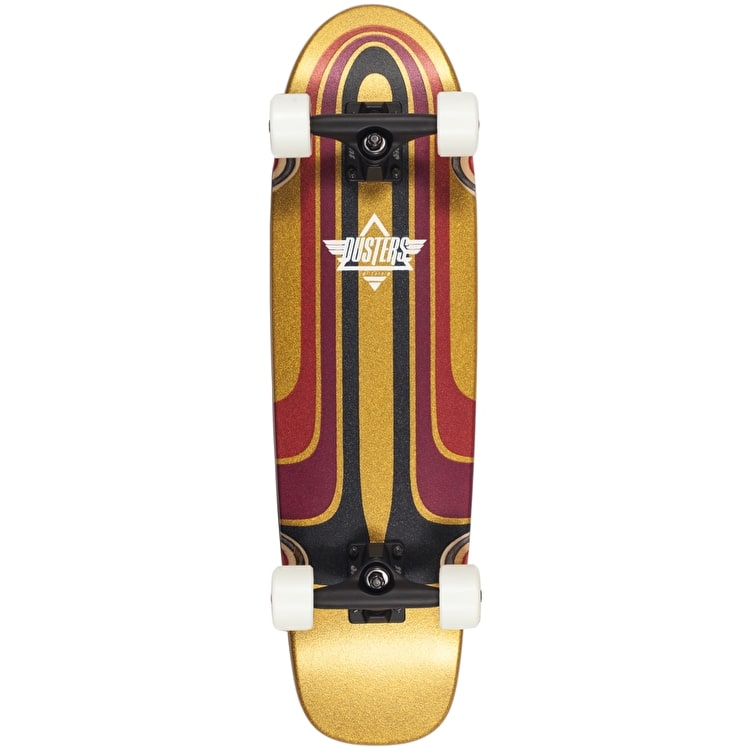 Dusters Cruiser - Grind Kryptonic White/Red 28.25""