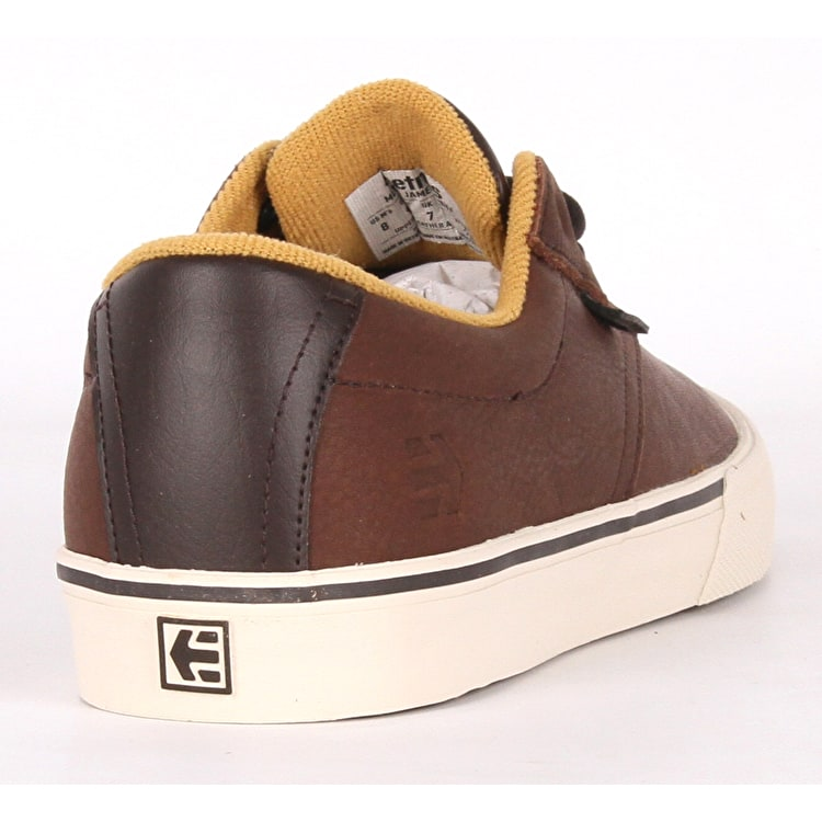 Etnies Jameson Vulc Skate Shoes - Brown