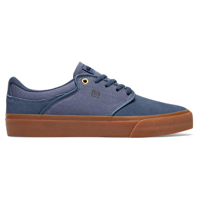 DC Mikey Taylor Vulc Skate Shoes - Navy/Gum