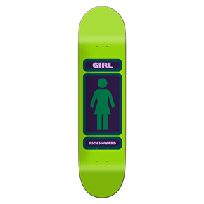 Girl 93 Til Skateboard Deck - Howard 8.5