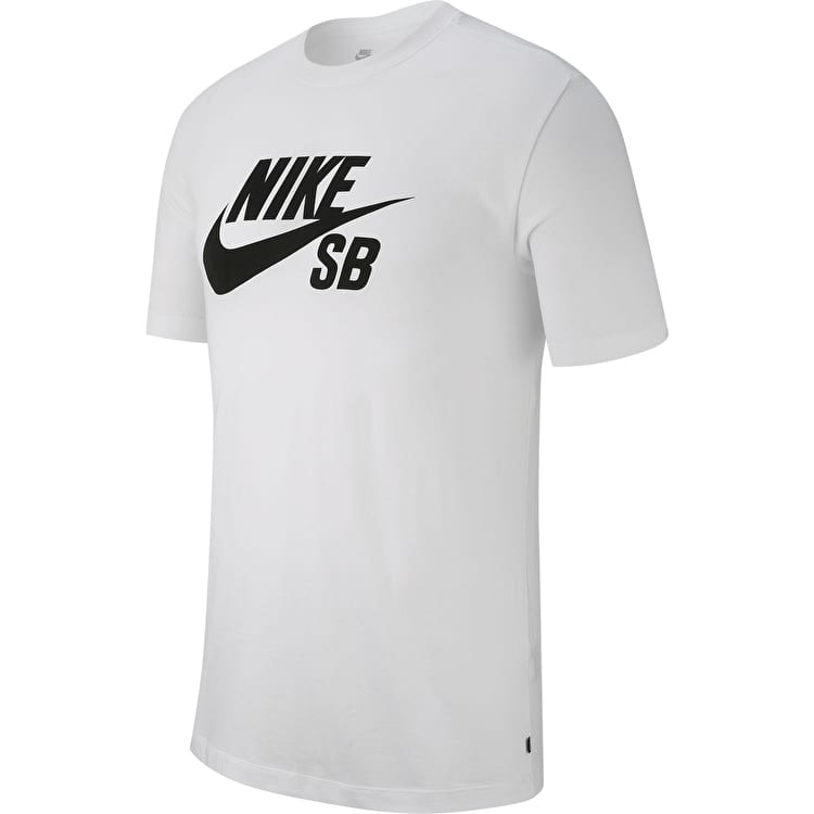 Nike SB Dri Fit T Shirt - White/Black