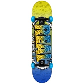 Real Slime Fades Mini Skateboard - 7.38
