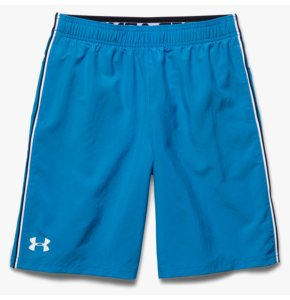 Under Armour Kids Edge Shorts - Pool
