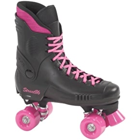 B-Stock SFR Street 86 Quad Skates - Pink Trim - UK 4 (Box Damage)