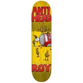Anti Hero Roaches Skateboard Deck - Roy 8.28