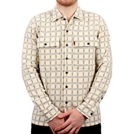 Levi's Skate Long Sleeve Work Shirt - Monterey Multi