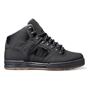 DVS Westridge Shoes - Black/Navy Nubuck