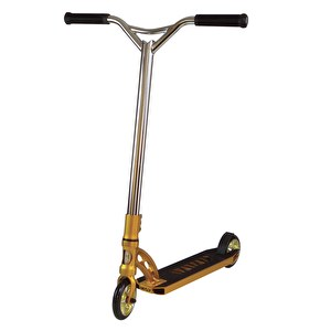 MGP VX5 Extreme Complete Scooter - Gold/Chrome (B-Stock)