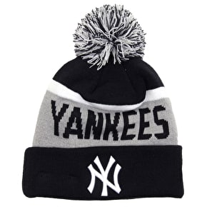 New Era Team Jake Beanie - New York Yankees - Black/Grey