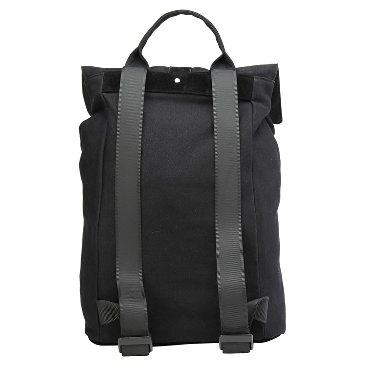 Mi-Pac Day Pack Canvas Backpack - Black