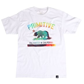 Primitive Cultivated Tripper T-Shirt - White
