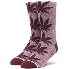 Huf Plantlife Kush Melange Socks - Port Royal