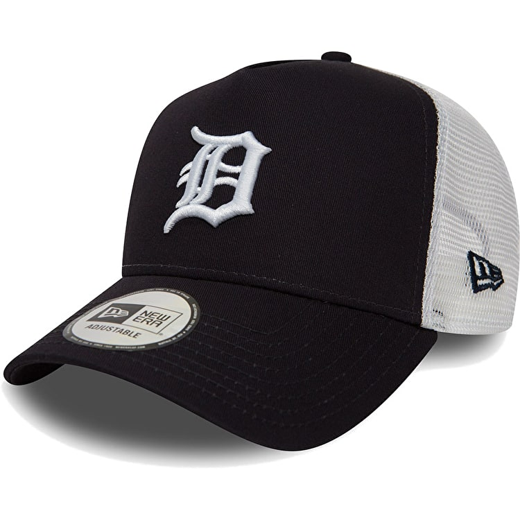 New Era Team Essential - Detroit Tigers Trucker Cap
