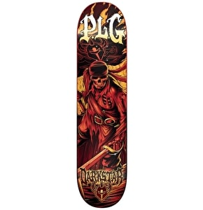 Darkstar Black Pearl Skateboard Deck - PLG 8.375''