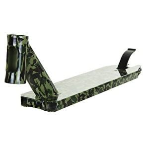 Panda Integrated Scooter Deck - Camo