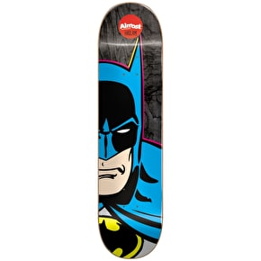 Almost Skateboard Deck - Batman Split Face R7 Haslam 8.375
