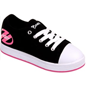 B-Stock Heelys X2 Fresh - Black/Pink - UK 3 (Ex-Display)