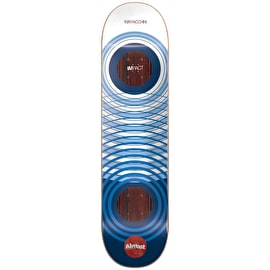 Almost Clean Rings Impact - Yuri Facchini Skateboard Deck 8