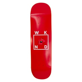 WKND Lips Skateboard Deck 8